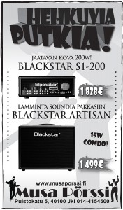 BLACKSTAR A4