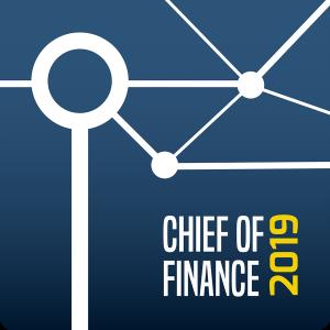 ChiefOfFinance -logo